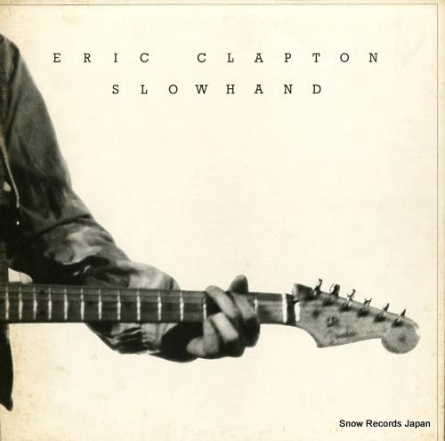 CLAPTON, ERIC slowhand