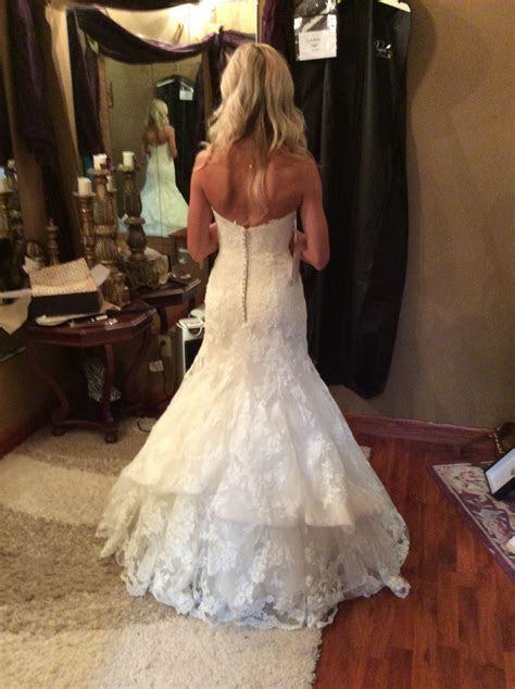 French bustle   Wedding Gown Bustle Styles   Wedding dress