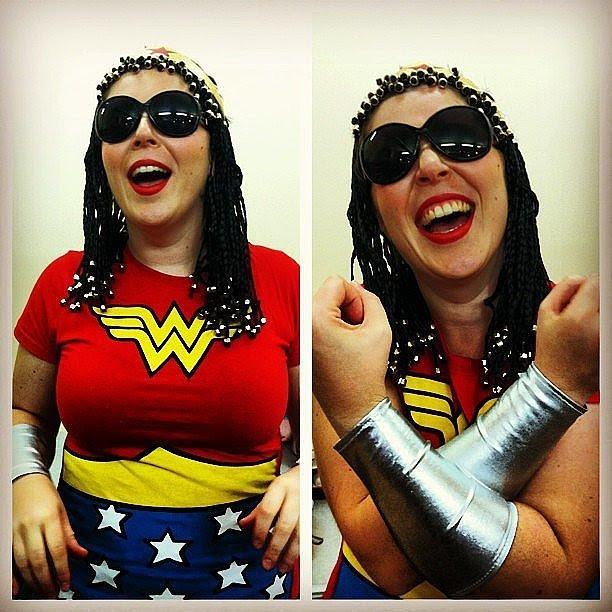 Stevie Wonderwoman
