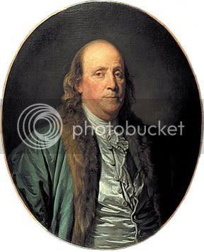Benjamin Franklin American patriot