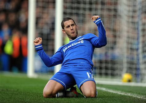 Wallpaper Football, Eden Hazard, soccer, FIFA, The best