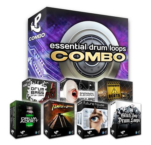 Essential Drum Loops' Combo