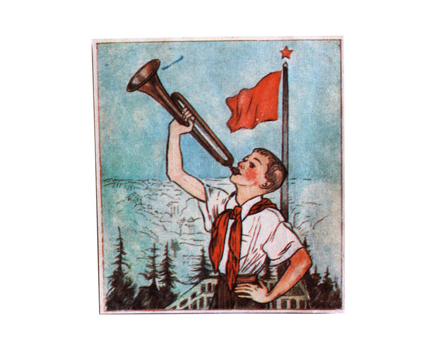 Image result for Soviet Boy Scouts