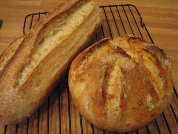 Sourdough French Bread Recipe - Food.com