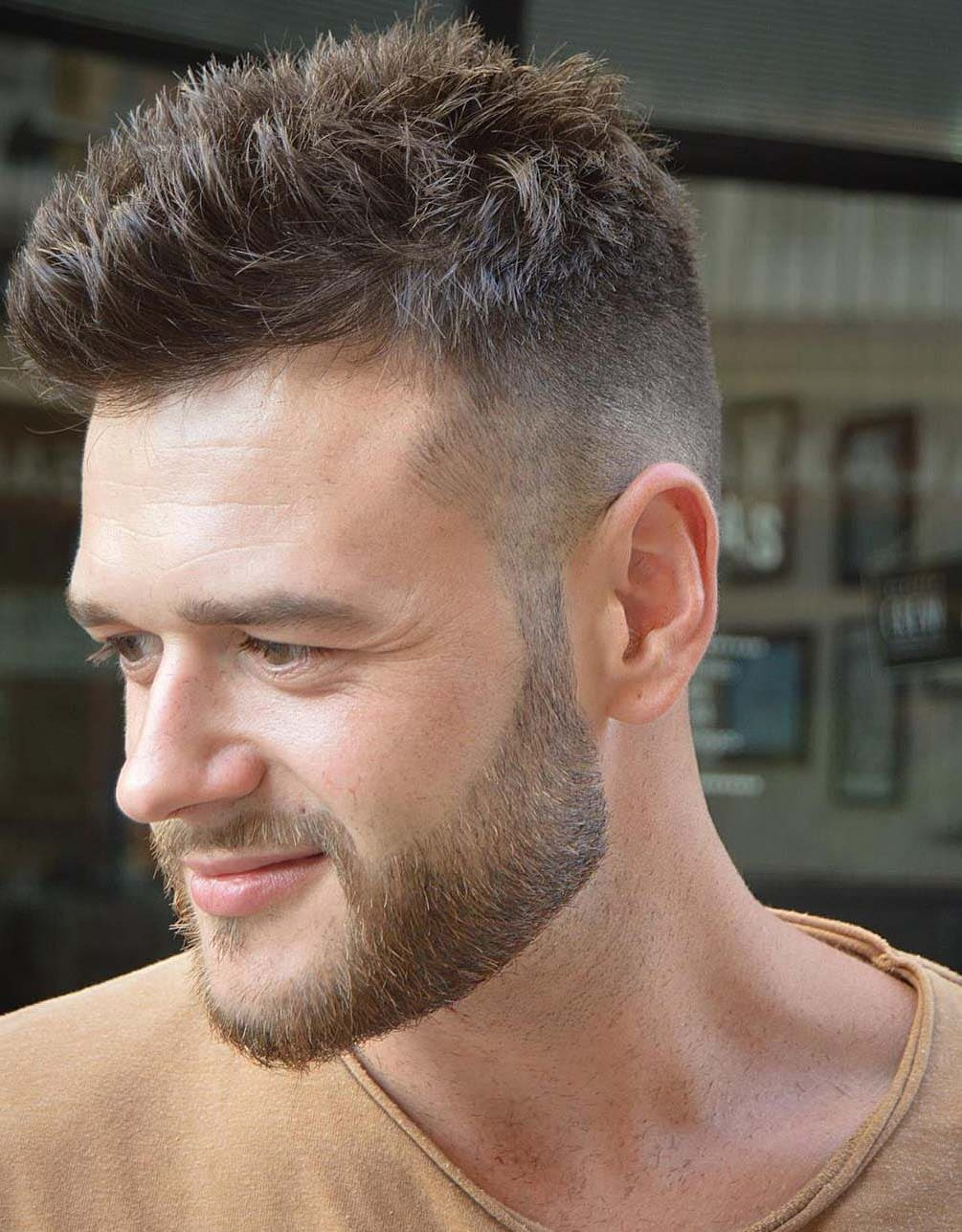 Awesome Beard Styles For Men With Short Hair 2018 Mens Haircuts