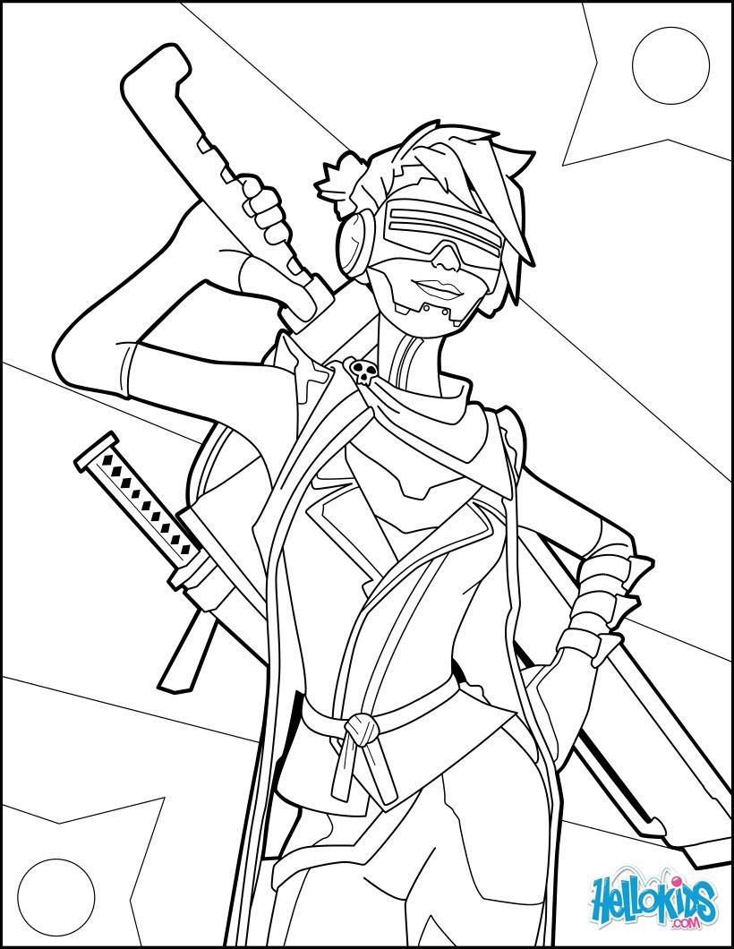 Dibujos Para Colorear Fortnite 2 Eshellokidscom