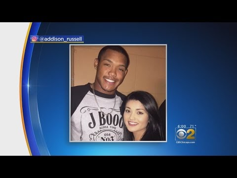 @Cubs Shortstop @Addison_Russell On Leave Amid #DomesticViolence Claims