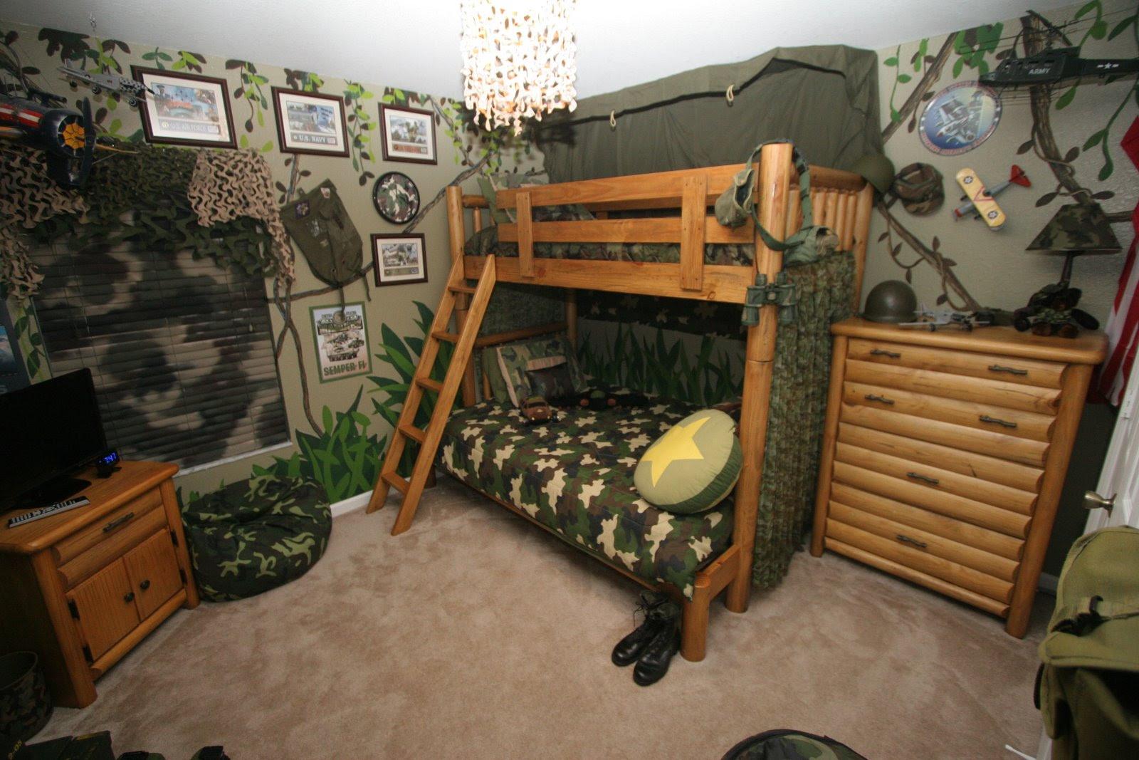 Boys' Room Designs