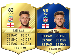 TOTS da Premier League para FIFA 17 Ultimate Team