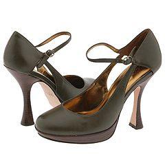 Gabriella Rocha - Grace (Khaki Leather) - Women's
