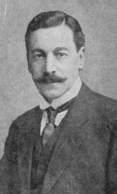 Sir Herbert Samuel, il primo Alto Commissario inglese in Palestina