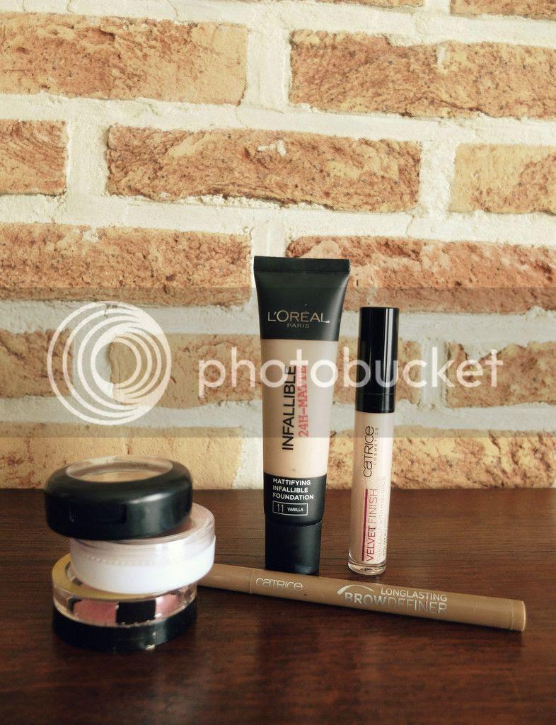 Drugstore makeup favourites