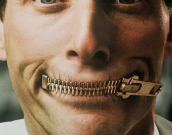 Αποτέλεσμα εικόνας για φερμουάρ στο στόμα