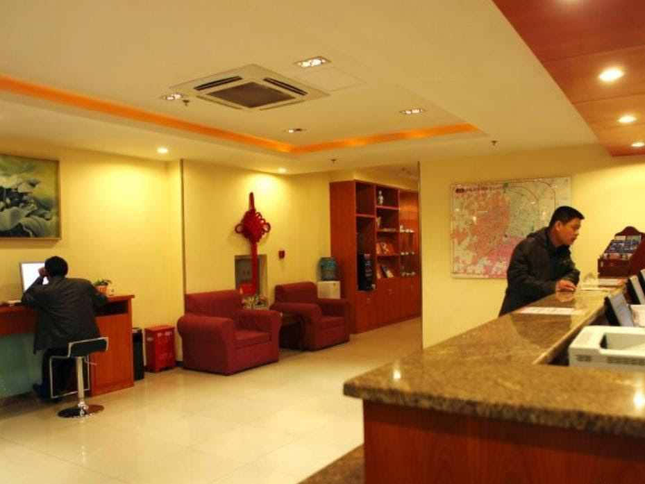Price Hanting Hotel Baoding Railway Station East Square Branch