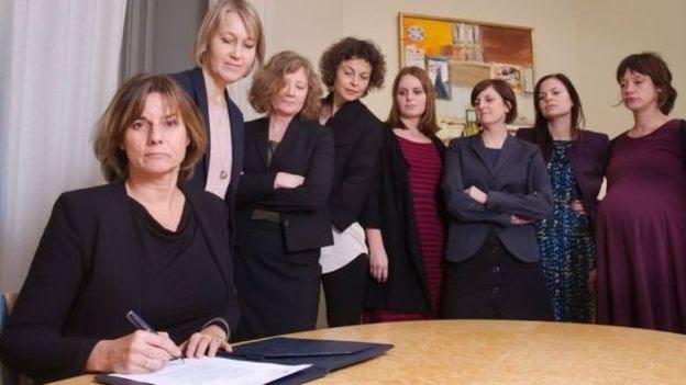 ایزابلا لووین، معاون نخستوزیر سوئد