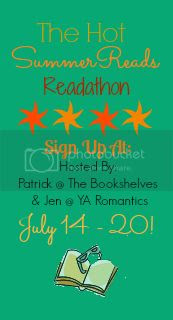 Hot Summer Reads Readathon