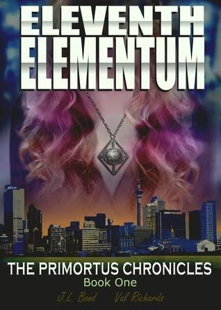 Eleventh Elementum (The Primortus Chronicles, #1)