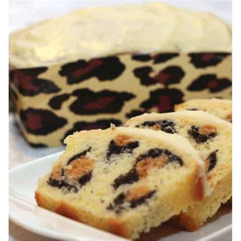 leopard print cake baking tips  tricks gateau