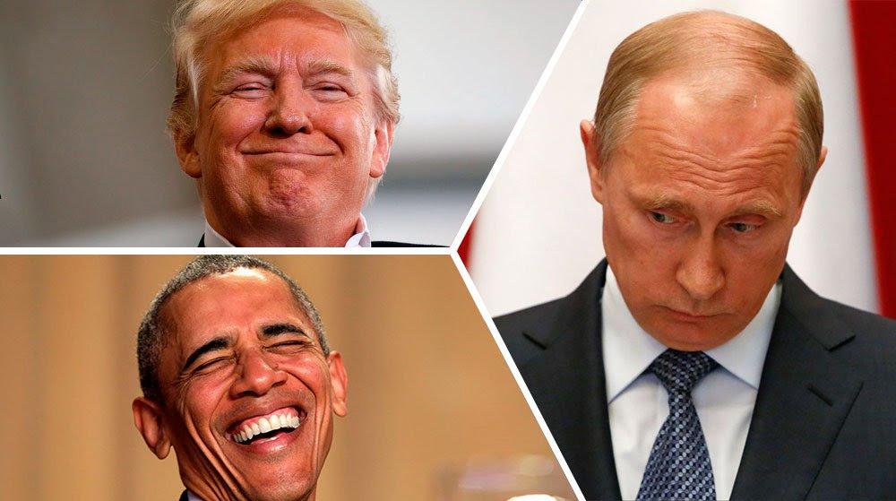 Вашингтон наносит удар по самолюбию путинской России