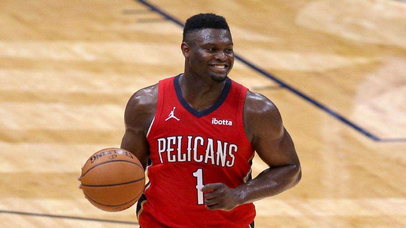 Foot injury to keep New Orleans Pelicans star Zion Williamson sidelined for start of season