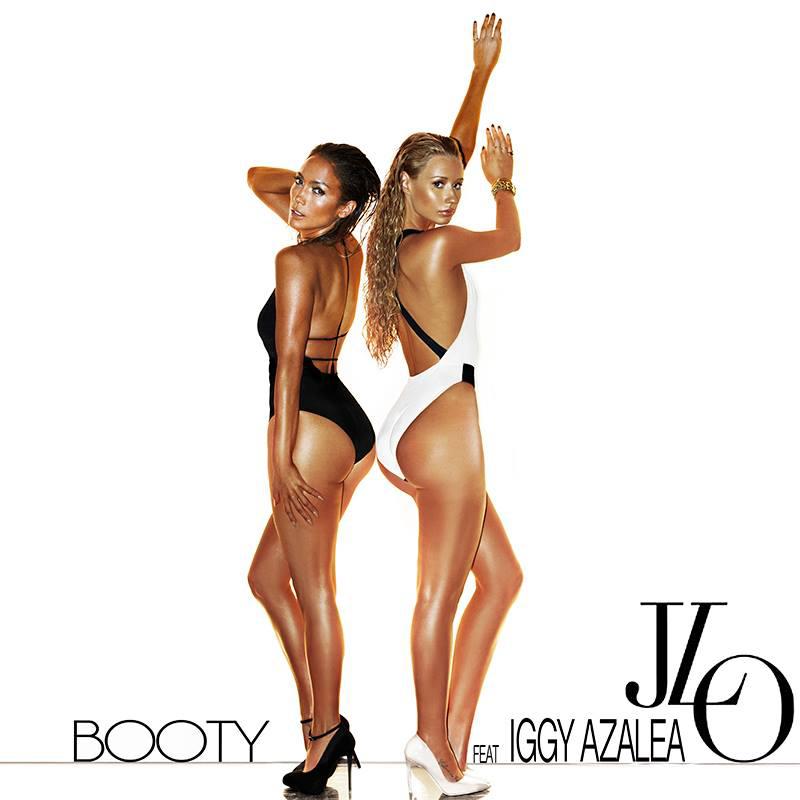 Jennifer Lopez : Booty (Single Cover) photo Jennifer-Lopez-Booty-feat-Iggy-Azalea-2014.png