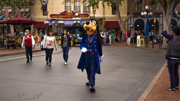 Disneyland Resort, Disneyland60, Disneyland, Main Street U.S.A., Goofy
