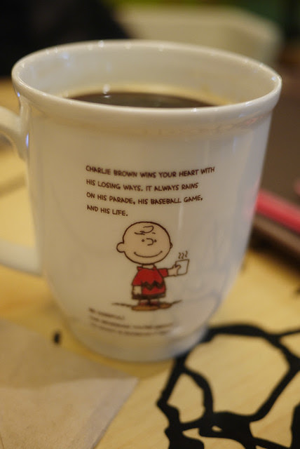 Charlie Brown Cafe (Seoul, South Korea)