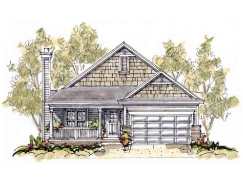small cottage house plans  porches cozy cottage house