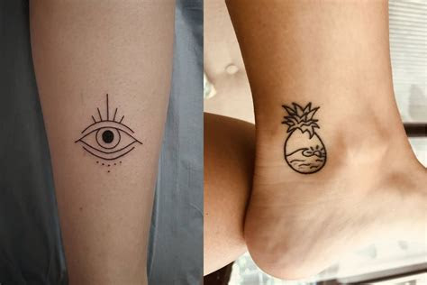 minimalist tattoo ideas prove man