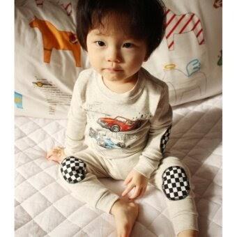 สั่งซื้อ Cartoon Baby Boys Girls Cute Sleepwear Pajamas ...