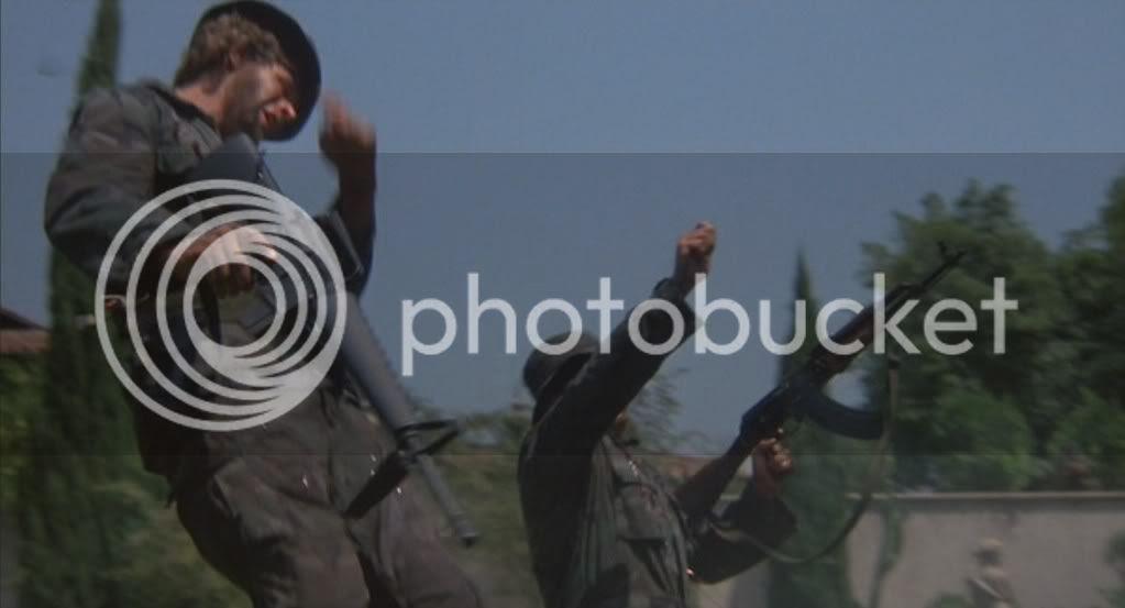 M16s & AKs