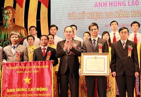 Cục Tần số Vô tuyến điện, Phó Thủ tướng, Nguyễn Thiện Nhân, vệ tinh, VINASAT-1, VNREDSAT-1.