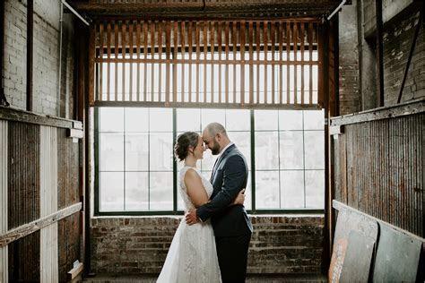 Sarah and Blake   Jefferson Underground Wedding in St. Louis