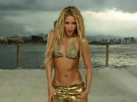 "Shakira danseaza provocator intr-un nou videoclip: ""Loca"" (Video)"