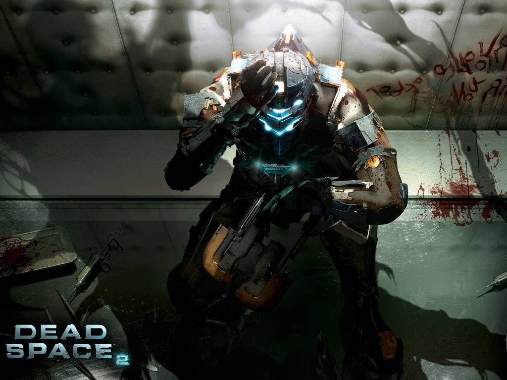 Issac's story in Dead Space 2