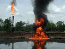 Fire Texaco