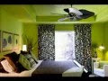 Lime Green Bedrooms