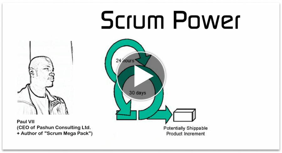 Scrum Certification Prep