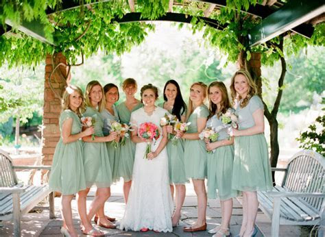 Salt Lake City Temple Wedding   Best Wedding Blog