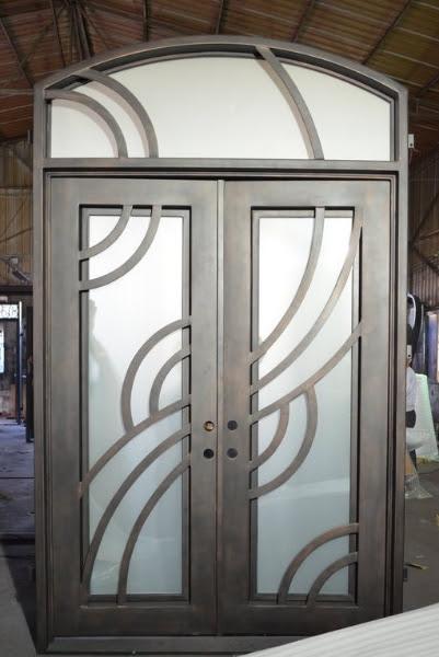 Catalog Iron Doors Plus Inc