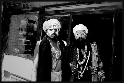 The Naga Sadhus of India by firoze shakir photographerno1