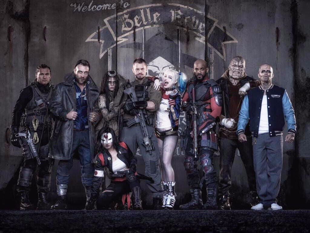 """Suicide Squad"" is based on a comic book starring the most infamous supervillains in the DC Comics universe, including Margot Robbie as Harley Quinn, Will Smith as Deadshot, and Cara Delevingne as Enchantress."