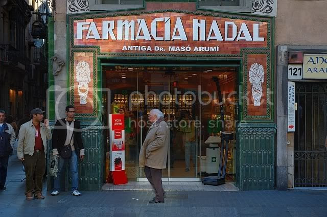 Old Pharmacy Farmacia Nadal