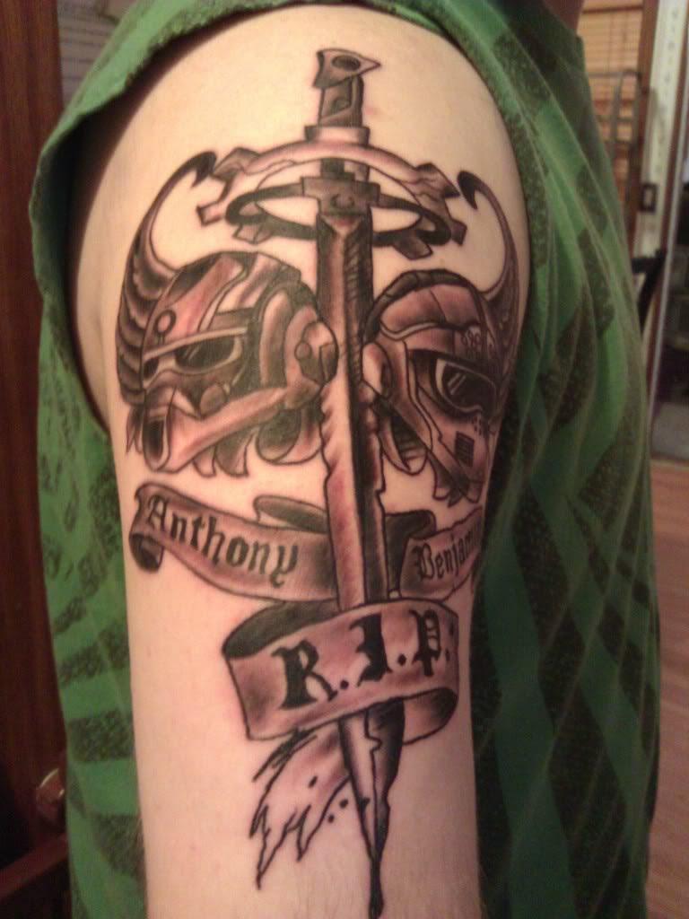 Rip Tattoo Designs