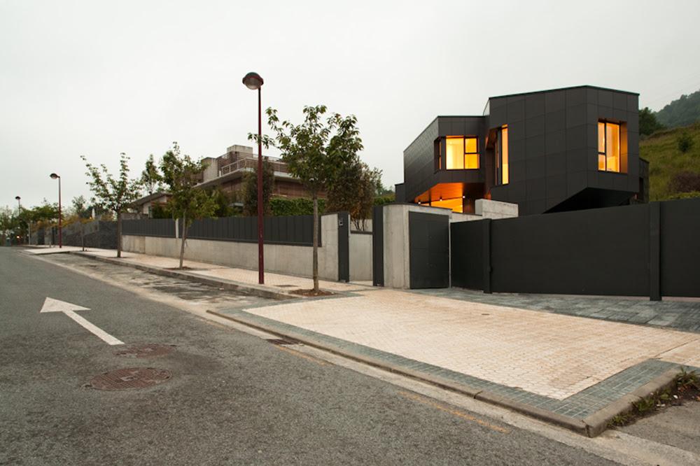 Casa Q, Asensio_Mah + J.M.Aguirre Aldaz, arquitectura, Casas, Interiores