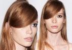 Cabelo liso é destaque na beleza do primeiro dia da semana de moda de NY (Foto: Divulgação)
