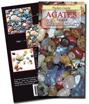 AGATES OF THE OREGON COAST