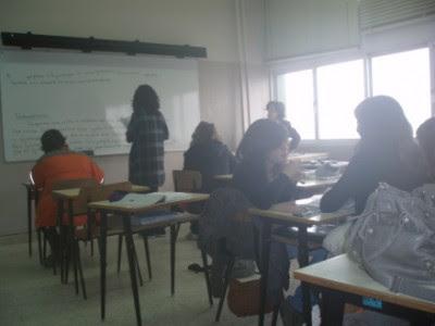 Avaliação dos professores, aulas assistidas - Foto de esaag.pt
