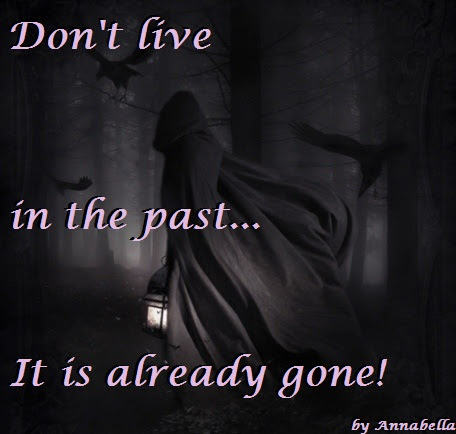 Dont Live In The Pastit Is Already Gone Future Quote