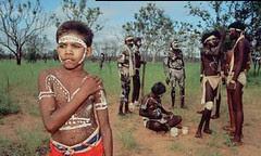 Org2 Asli (Maori/Aborigines) di Australia
